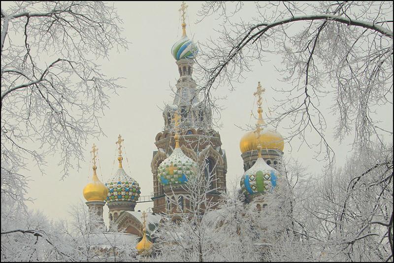 Weihnachtsreise nach St. Petersburg | Russland Reise