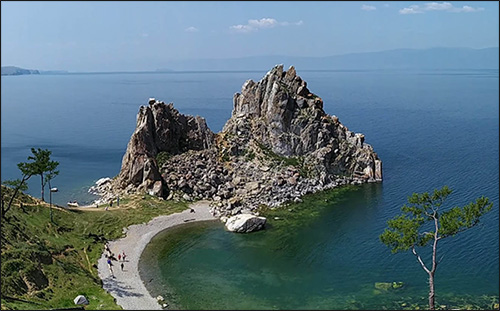 Mit der Transsibirischen Eisenbahn zum Baikalsee | Russland Reise