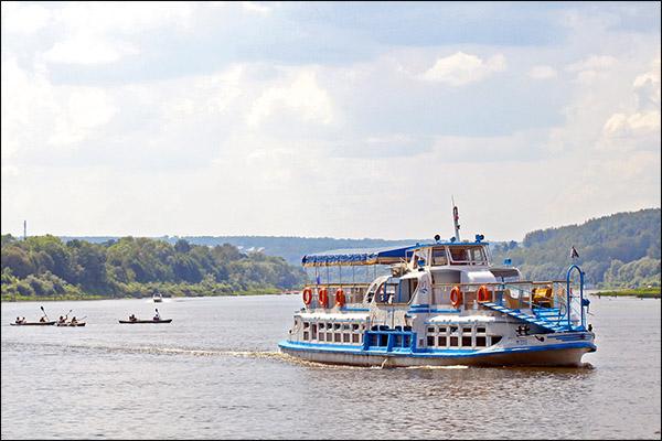 Schifffahrt in Russland | Russland Reise