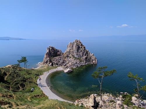 Chuschir am Baikalsee