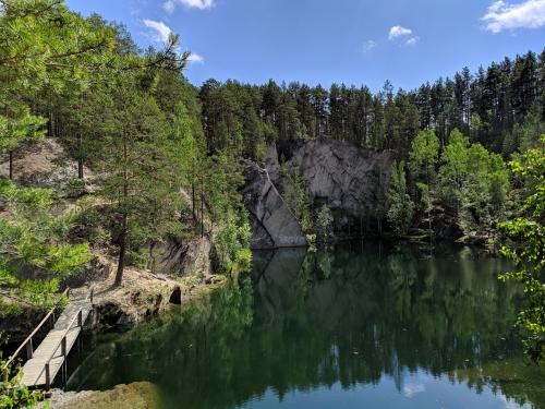Talksee im Ural