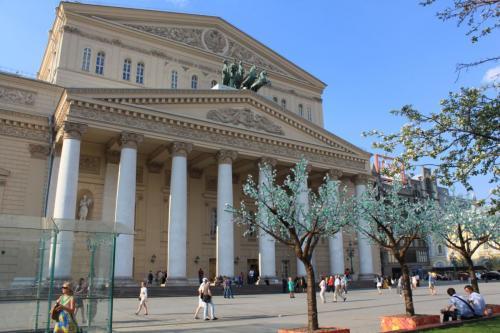 Bolschoi Theater, Moskau
