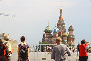 Roter Platz in Moskau | Russland Reise