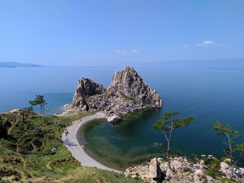 Chuschir am Baikalsee