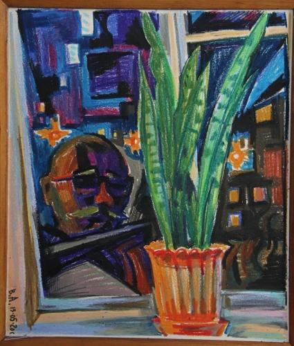 """""""Abendfenster"""", Vladimir Aksjonov"""