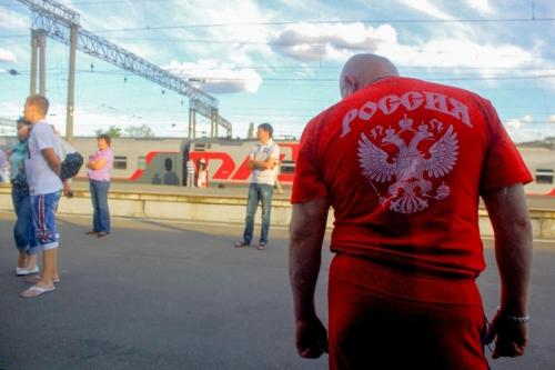 Breites, weites Russland