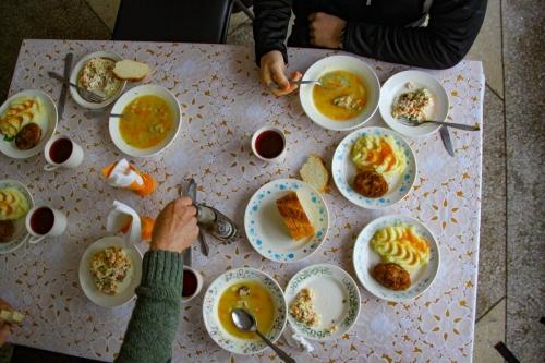 Essen wie in der Sowjetunion