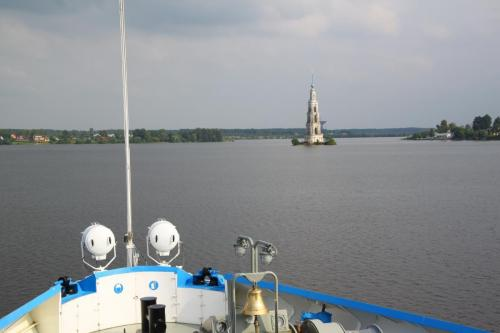Schifffahrt, Wolga