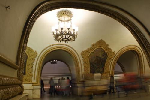 Metro, Moskau