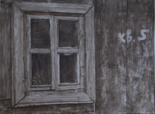 """""""Window"""", Maksim Alekseev"""
