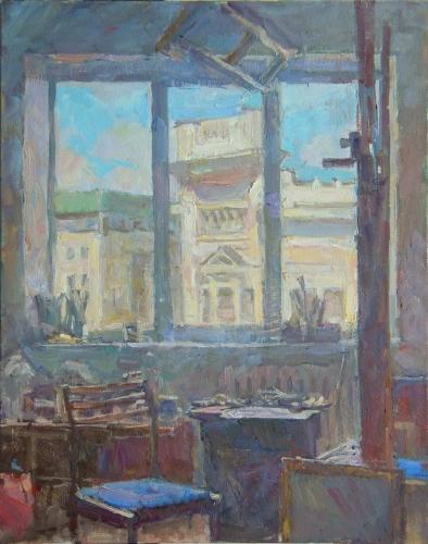 """Atelier Fenster"", Sergej Solotarjov"