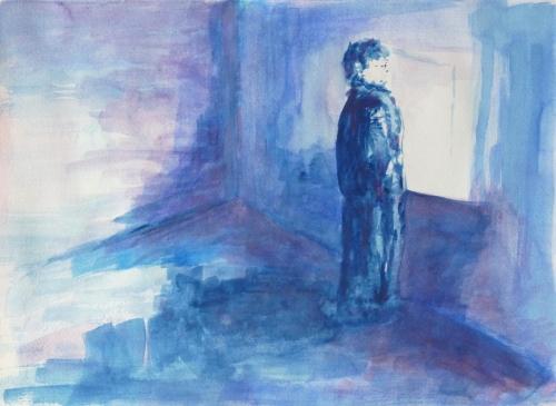 """""""Sehnsucht nach Freiheit"""", Sylvia Frischknecht"""