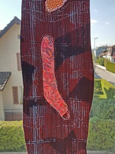 """Vorhang 1"", Verena Schütz"