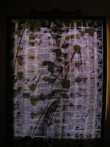 """Vorhang 2"", Verena Schütz"