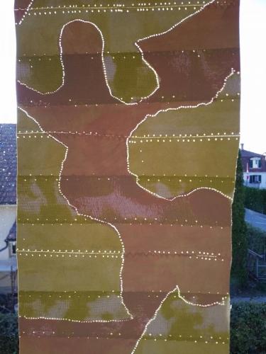 """Vorhang 3"", Verena Schütz"