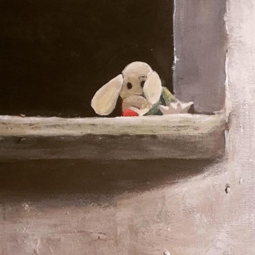 """Forgotten"", Anja Voegeli Knapp"